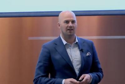 Matt Hasselbeck speaking