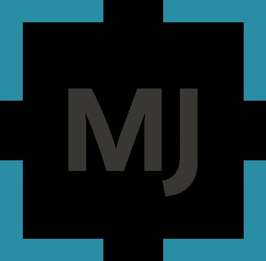 MJ Insurance standard logo.