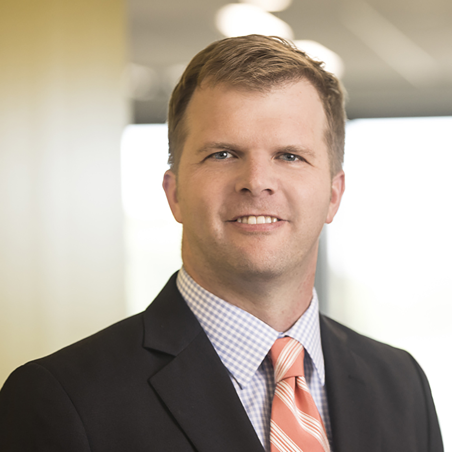 Aaron Parker, Vice President, Client Experience