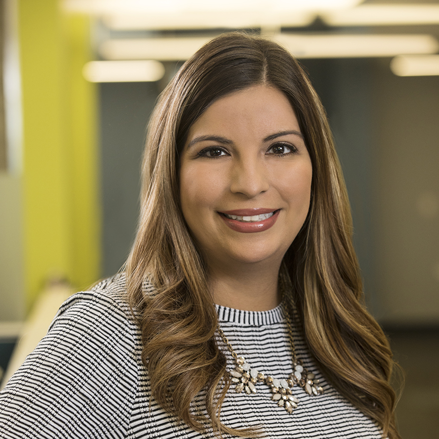 Angelica Alaniz, Population Health + Wellness Strategist