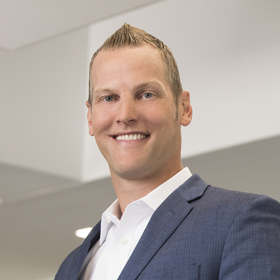 Kevin Silwa, Principal, Vice President of Sales + Strategy