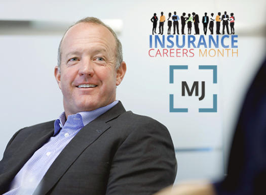 Open letter to college graduates advertising insurance careers.