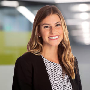 Mollie Johnson, Assistant Account Manager