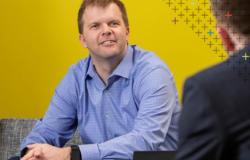 Aaron Parker, emerging leader